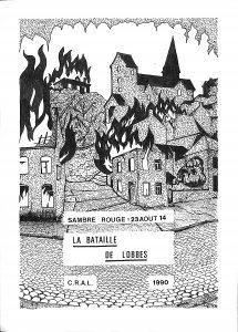 Sambre rouge : 23 août 14 : La bataille de Lobbes