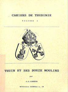 Thuin et ses douze moulins
